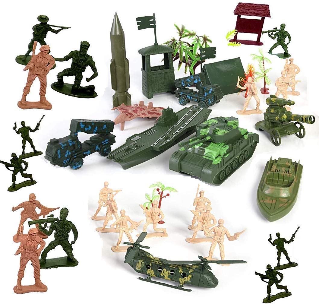 Buy Super Toy Indian Army Military Base Camp Toys Playset For Kids Map Included Online At Low Prices In India Amazon In