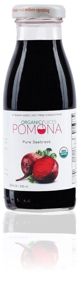 Pomona Organic Pure Beet Juice Review