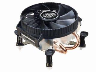 CoolerMaster Intel CPU専用 トップフロー型スリムCPUク―ラー Vortex 211Q (型番:RR-V211-15FK-R2)