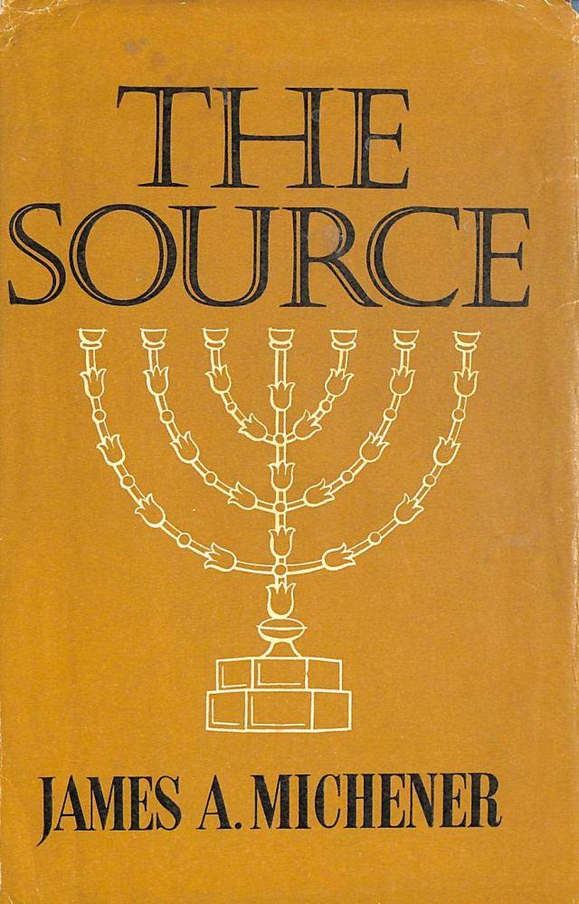 The Source: Michener / Doctor X / Hailey / Braithwaite: Amazon.com