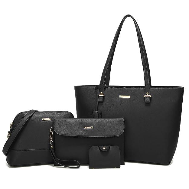 Pack de carteras para mujer negrohttps://amzn.to/2C5CSKJ