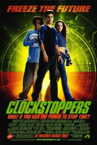 Clockstoppers Poster
