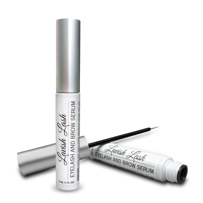 Pronexa Hairgenics Lavish Lash Eyelash Growth Enhancer Brow Serum With Biotin Natural Growth