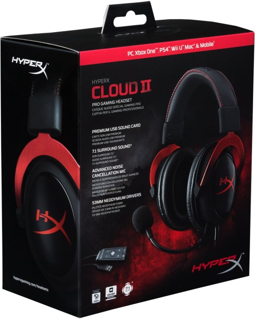 Hyperx Cloud 2 amazon