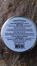 Fisticuffs Cigar Blend Mustache Wax, 1 oz Tin Customer Image 3