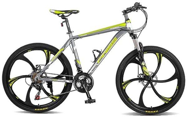 "26"" Merax FinissAluminum 21 Mountain Bike Review"