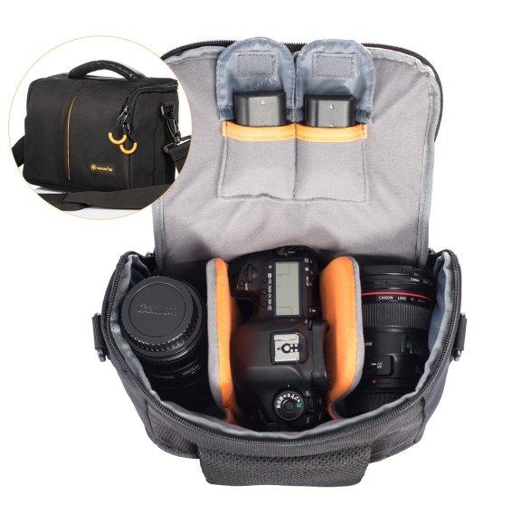 Zusätzliche Schultertasche - Tarion Pro PB-01 Kamerarucksack