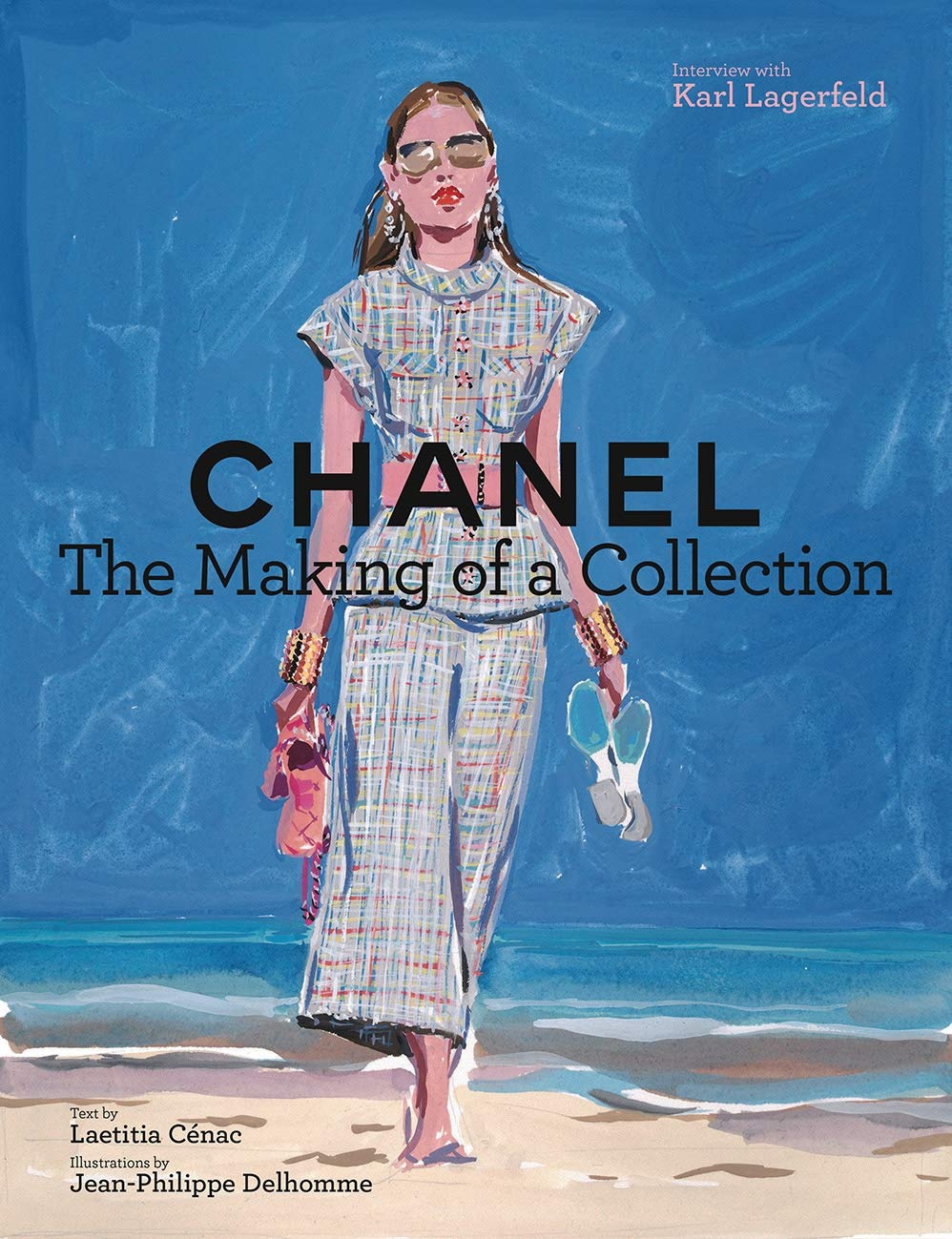 """Chanel: The Making of a Collection"", by Laetitia Cénac and Jean-Philippe Delhomme."