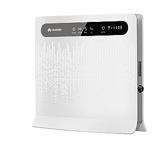 Huawei B593LTE/4G Wireless Router, B593