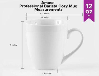 Plain white mugs for crafts