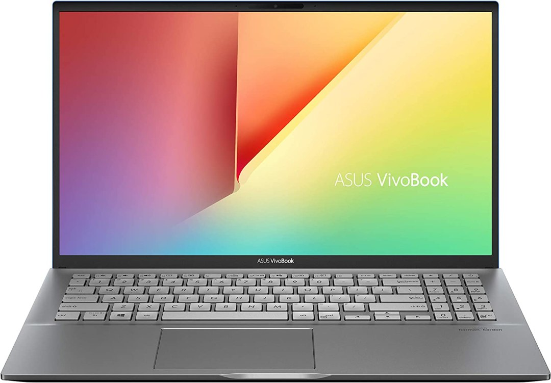 ASUS Vivobook S S531FA-EJ282T PC Portable 15.6'' (Intel Core i7-10510U, RAM 16Go, 512Go SSD PCIE, Windows 10) Clavier AZERTY Français