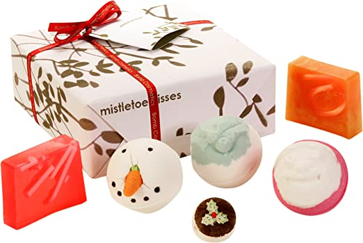 Bomb Cosmetics Mistletoe Kisses Gift Set