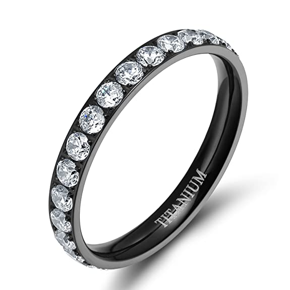 Anillo negro para bodas https://amzn.to/2QnIn09
