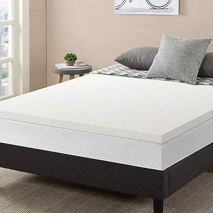 Amazon Com Best Price Mattress Queen Mattress Topper 2 Inch Memory Foam Bed Topper Queen Size Home Kitchen