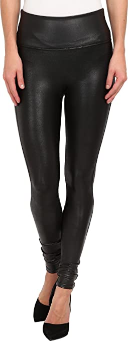 Spanx Ready-to-Wow!153; Faux Leather Leggings Black SM