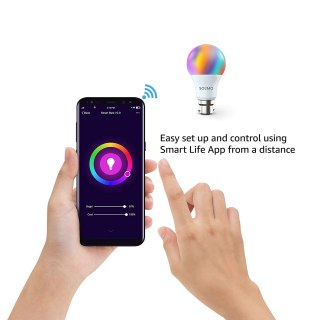 solimo smart led light