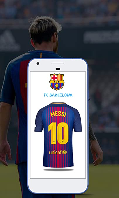 Amazoncom اكتب اسمك على قمصان كورة القدم Appstore For Android