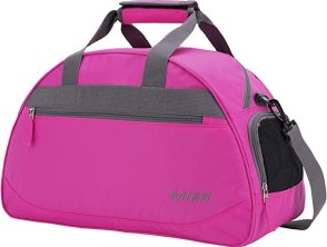 Mier 20 Inches Sports - Small Womens Gym Bag with Shoe Compartment