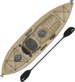 best tandem angler kayak - Lifetime