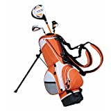 Powerbilt Golf- Junior 6 Piece Set With Bag Ages 3-5