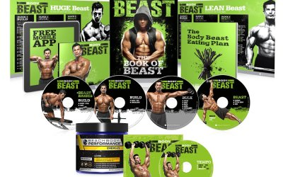 Body Beast Deluxe Kit w/ Beachbody Performance [Energize]