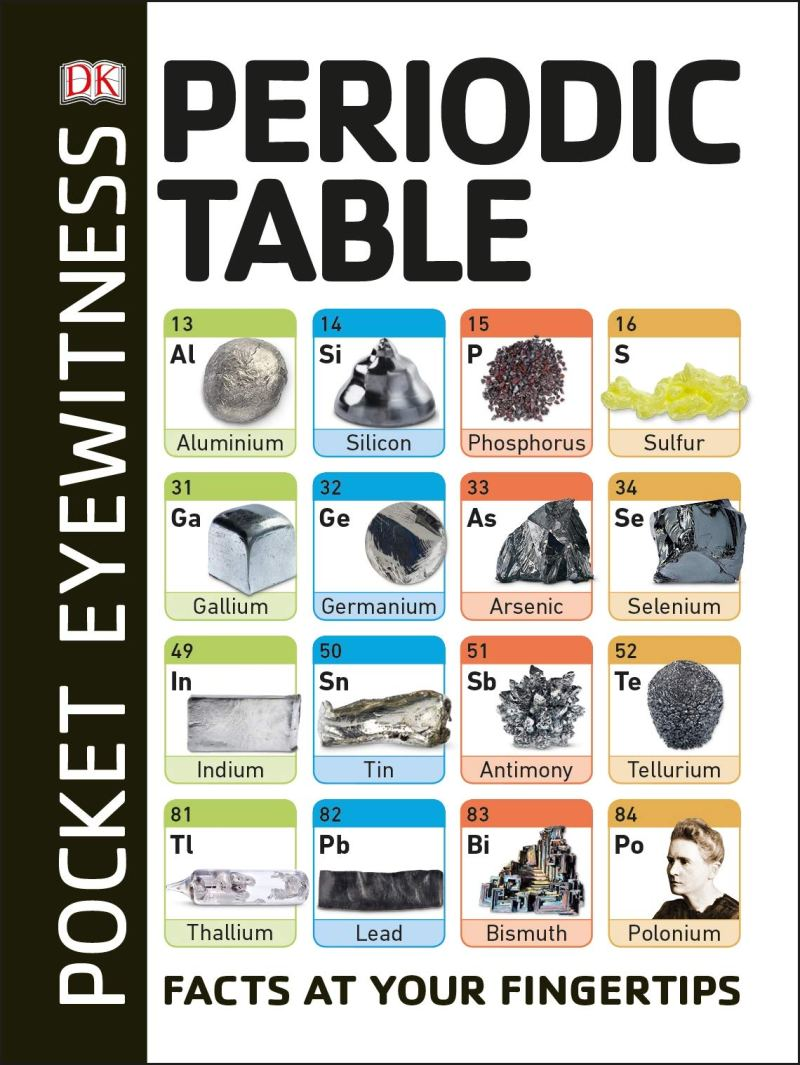 Periodic Table: Facts at Your Fingertips (Pocket Eyewitness)