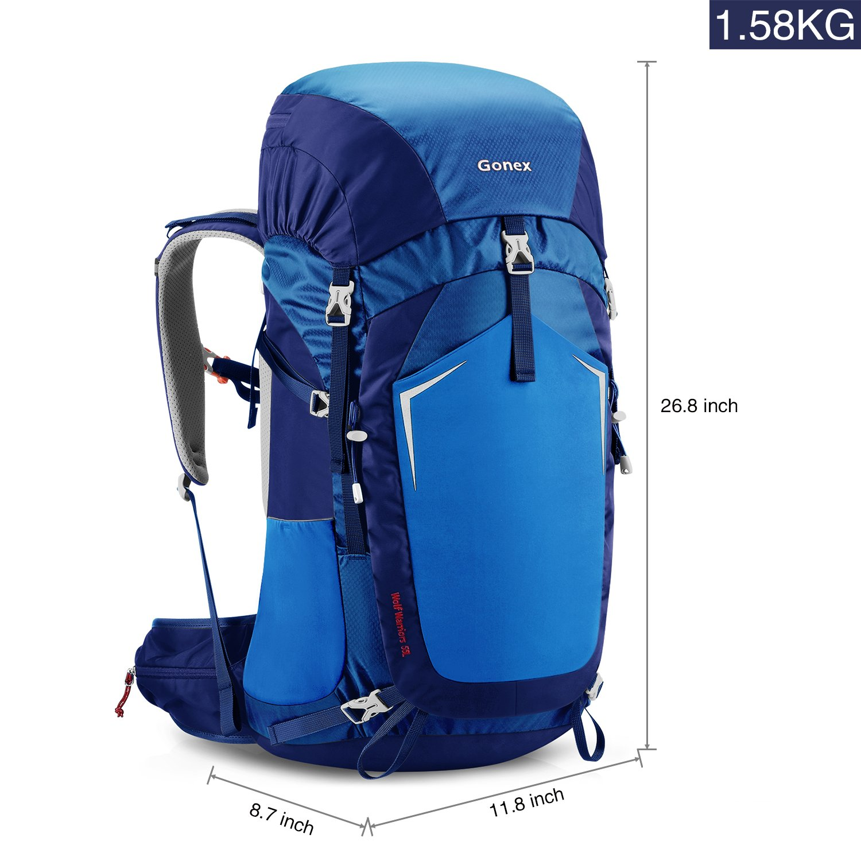 Gonex 55L Hiking Backpack