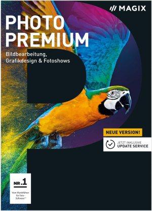 MAGIX Photo Premium – 2017 – Das Premiumpaket für Bildbearbeitung & Fotoshows. [Download]