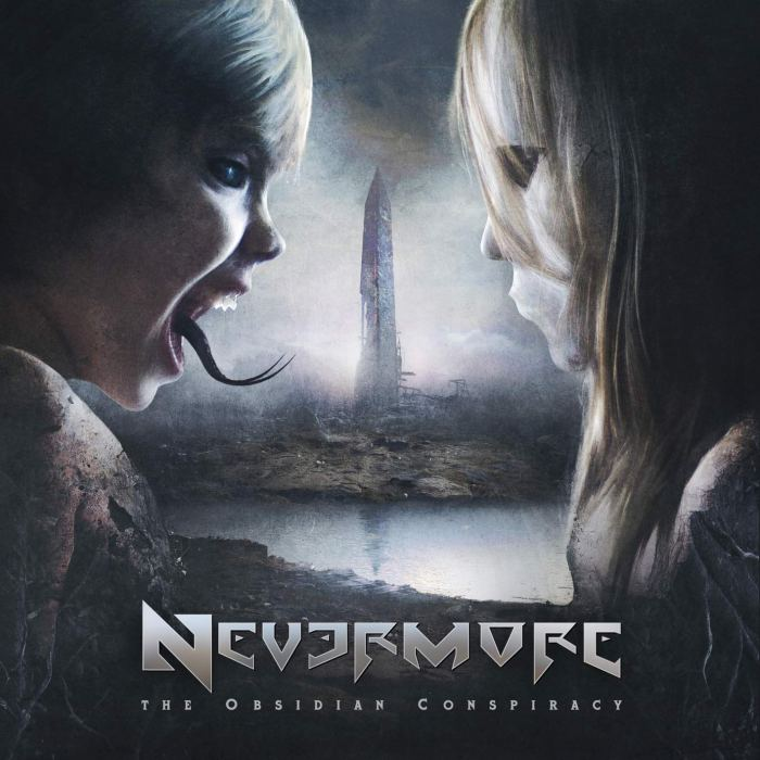 Image result for NEVERMORE - THE OBSIDIAN CONSPIRACY