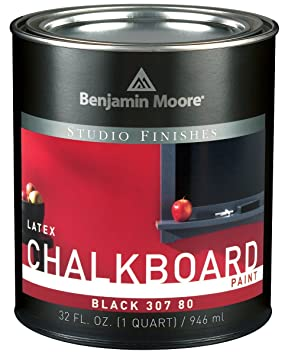 Benjamin Moore Studio Finishes Chalkboard Paint Quart