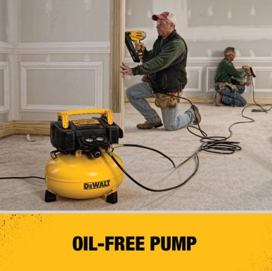 Dewalt Air Compressor Review