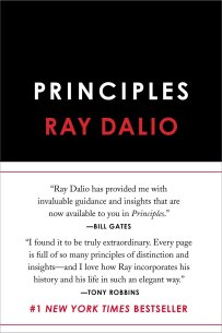 Image result for principles ray dalio