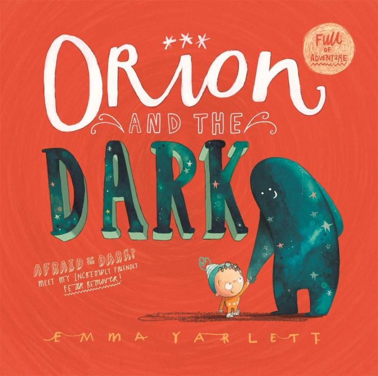 Image result for Orion and the Dark / Emma Yarlett.