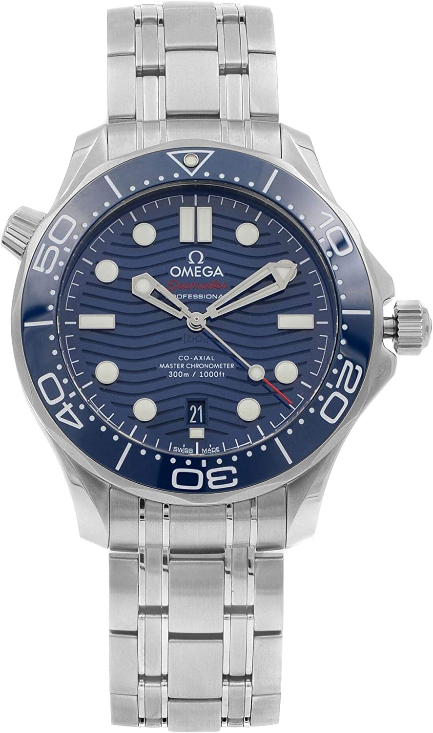 Omega Seamaster Diver Master Co-axial 210.30.42.20.03.001