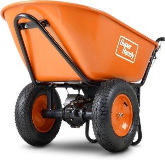 Powered Wheelbarrow