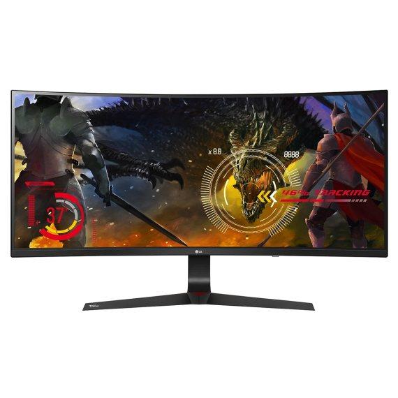 LG 34UC89G-B Gaming Monitor Black Friday Deal