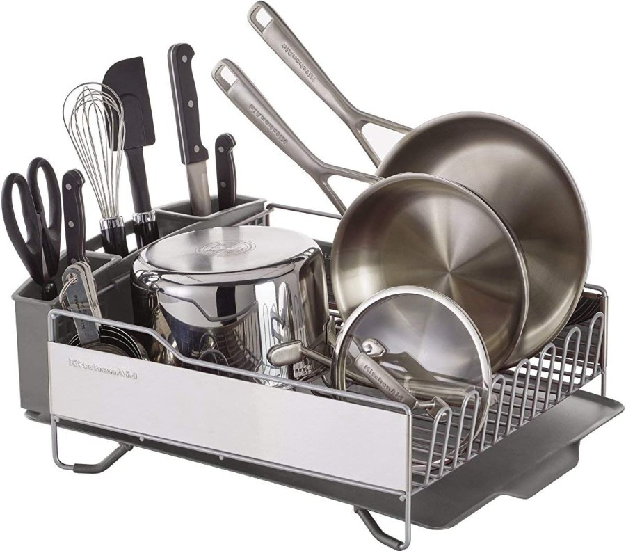 Best Dish Drying Racks for Small Spaces