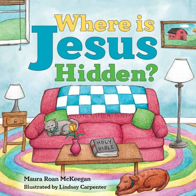 Where is Jesus Hidden cover
