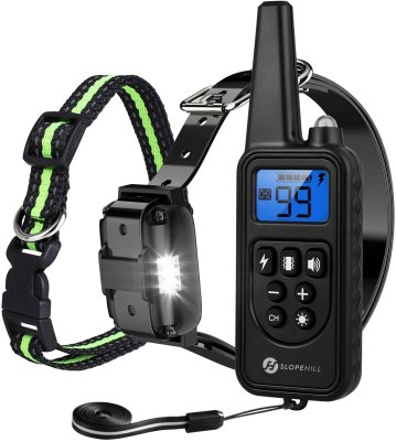 71HLSbvsasL. AC SL1500 Best Shock Collar For Pitbulls: Bring you closer to your adorable doggo