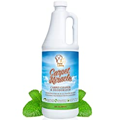 Sunny & Honey Carpet Miracle: Cleaner & Deodorizer Solution - Best for Budget