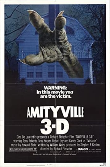 Image result for Amityville 3-D poster