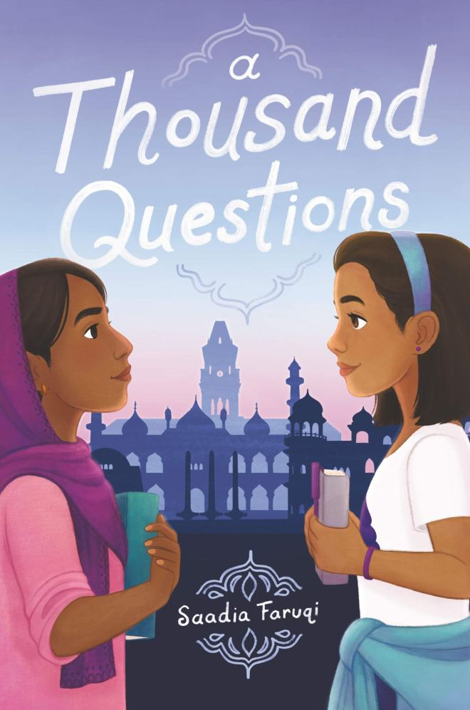 A Thousand Questions: Faruqi, Saadia: 9780062943200: Amazon.com: Books