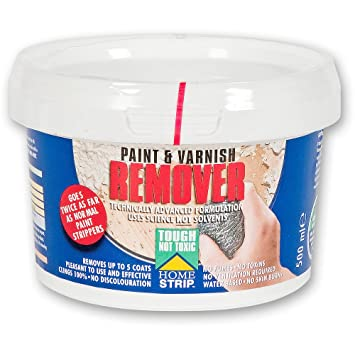 Home Strip Paint Varnish Remover 1 Litre