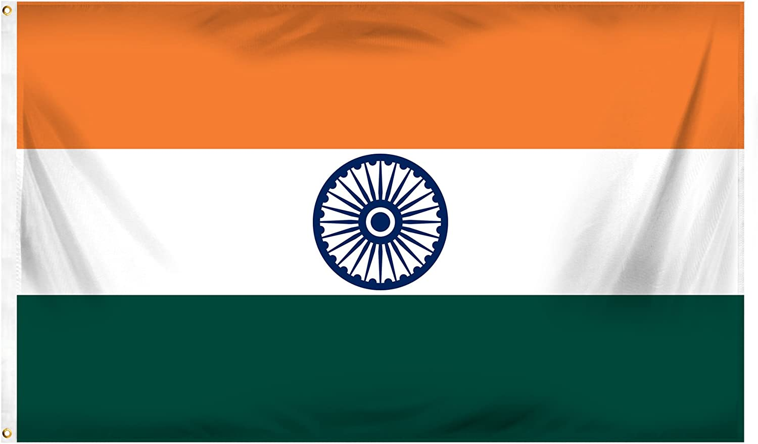 Amazon Com Online Stores India Printed Polyester Flag 3 By 5 Feet Outdoor Flags Garden Outdoor
