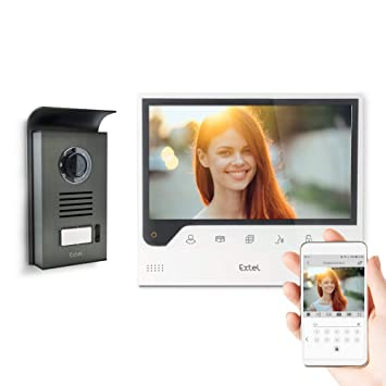 Portier vidéo Ring, Dahua, Doorbird Hikvision