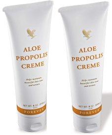 Amazon.com : Forever Living Aloe Propolis Creme 4oz. (Two Pack) : Beauty