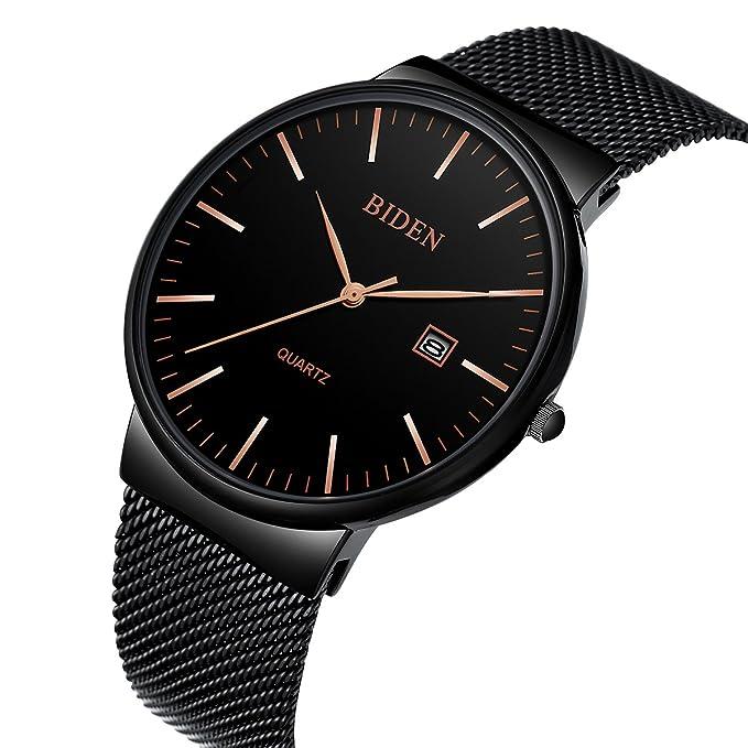 reloj de pulsera analógicohttps://amzn.to/2QoCdNk