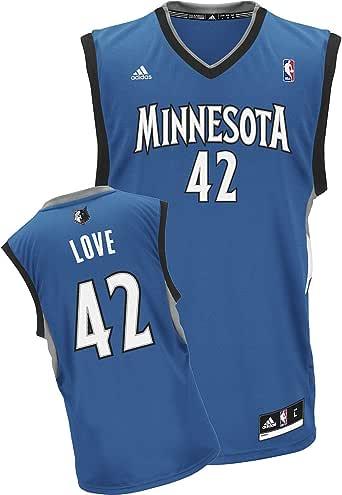 Amazon.com : NBA Minnesota Timberwolves Kevin Love #42 ...