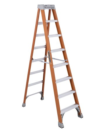 Louisville Fiberglass Ladder Black Friday Deals 2019