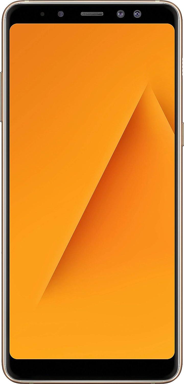 Samsung Galaxy A8+ (Gold, 6GB RAM, 64GB Storage) with Offers